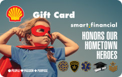 Smart Financial honors our hometown heroes