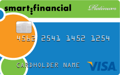Smart Financial Platinum VISA