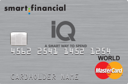 Smart Financial iQPoints Rewards Card