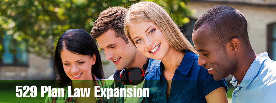 529 Plan Law Expansion