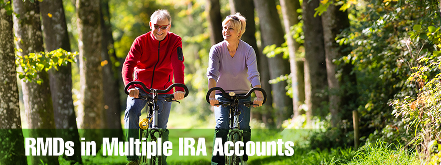RMDs in Multiple IRA Accounts