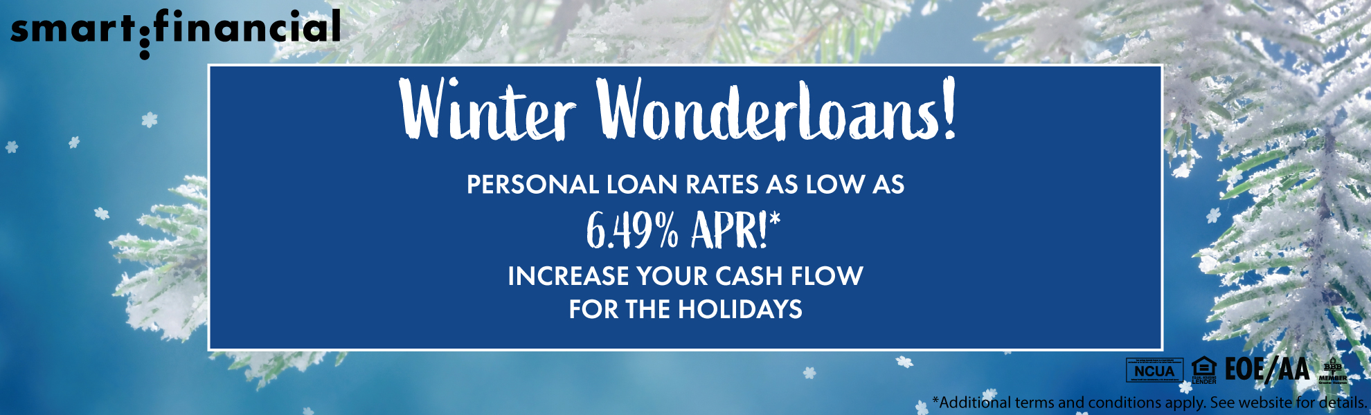 Winter Wonderloans